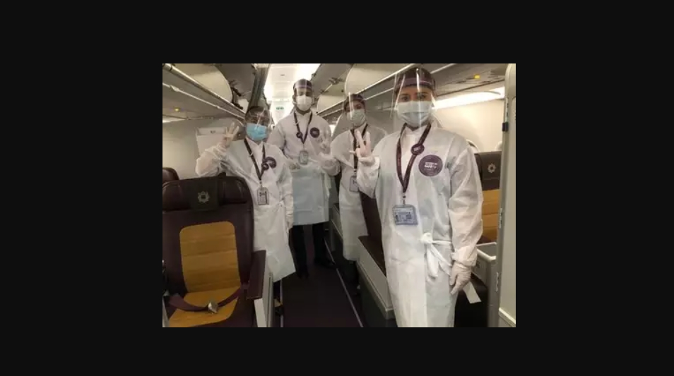 Vistara operates 'India's first flight with fully vaccinated pilots & cabin crew'